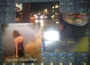 Rozanne Gewaar CDs